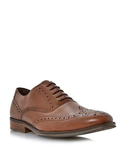 Rallys oxford lace up brogues