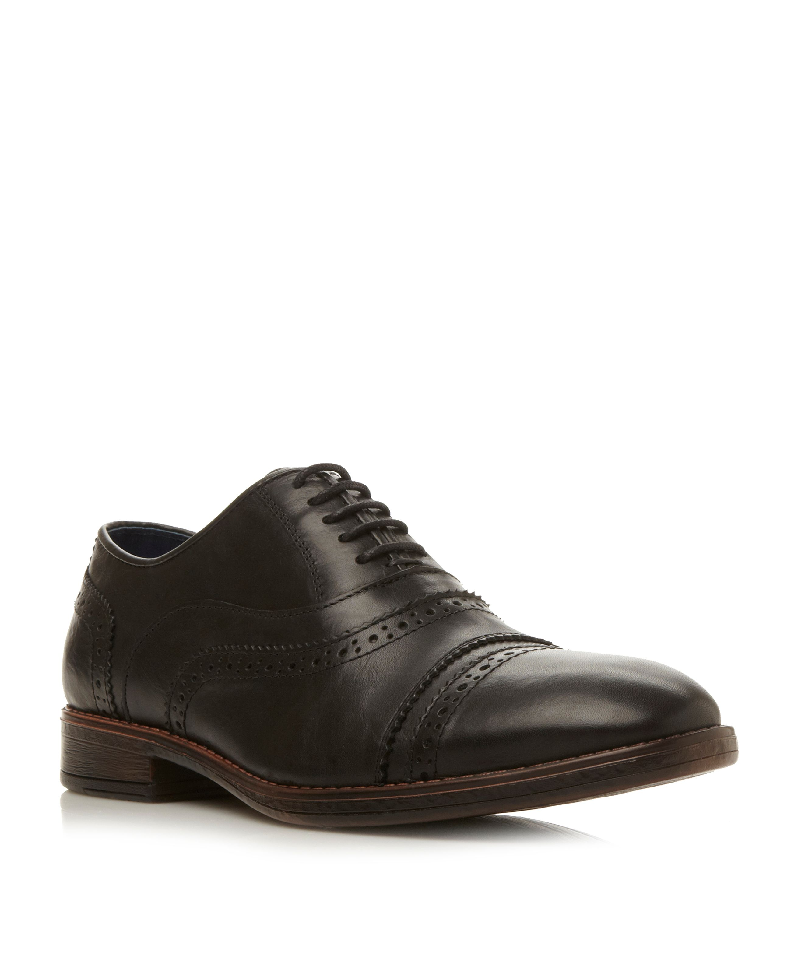 Bosworth vintage style lace up shoes