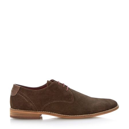 Linea Bogart Heavy Rand Casual Lace Up Gibson