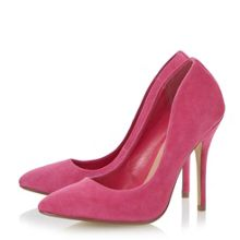 Galleryy high heel court shoe