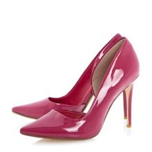 Cerina Semi D`Orsay Court Shoe