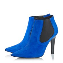 Anola Suede Stiletto Chelsea Boot