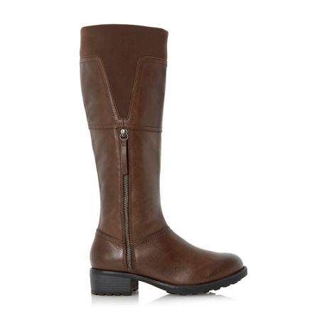Linea Tillo Knee High Leather Boot