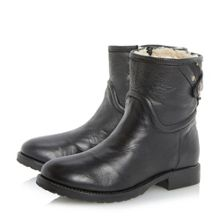 Pardew Leather Ankle Boot