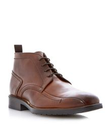 Cromwell lace up casual boots