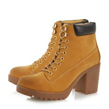 Peps Lace Up Work Boot