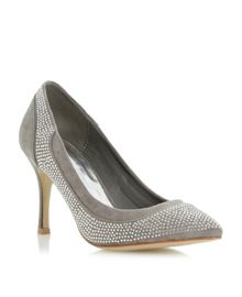 Bretta Diamante Court Shoe