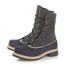 Lace Up All Weather Boot