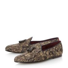 Treal Tassle Slip On Casual Loafers