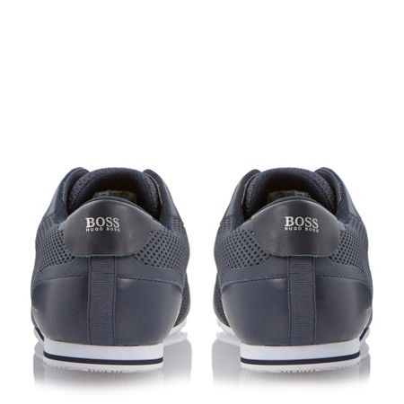Hugo Boss Lace Up Casual Trainers