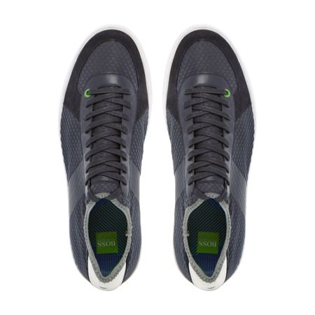 Hugo Boss Technamic Lace Up Casual Trainers