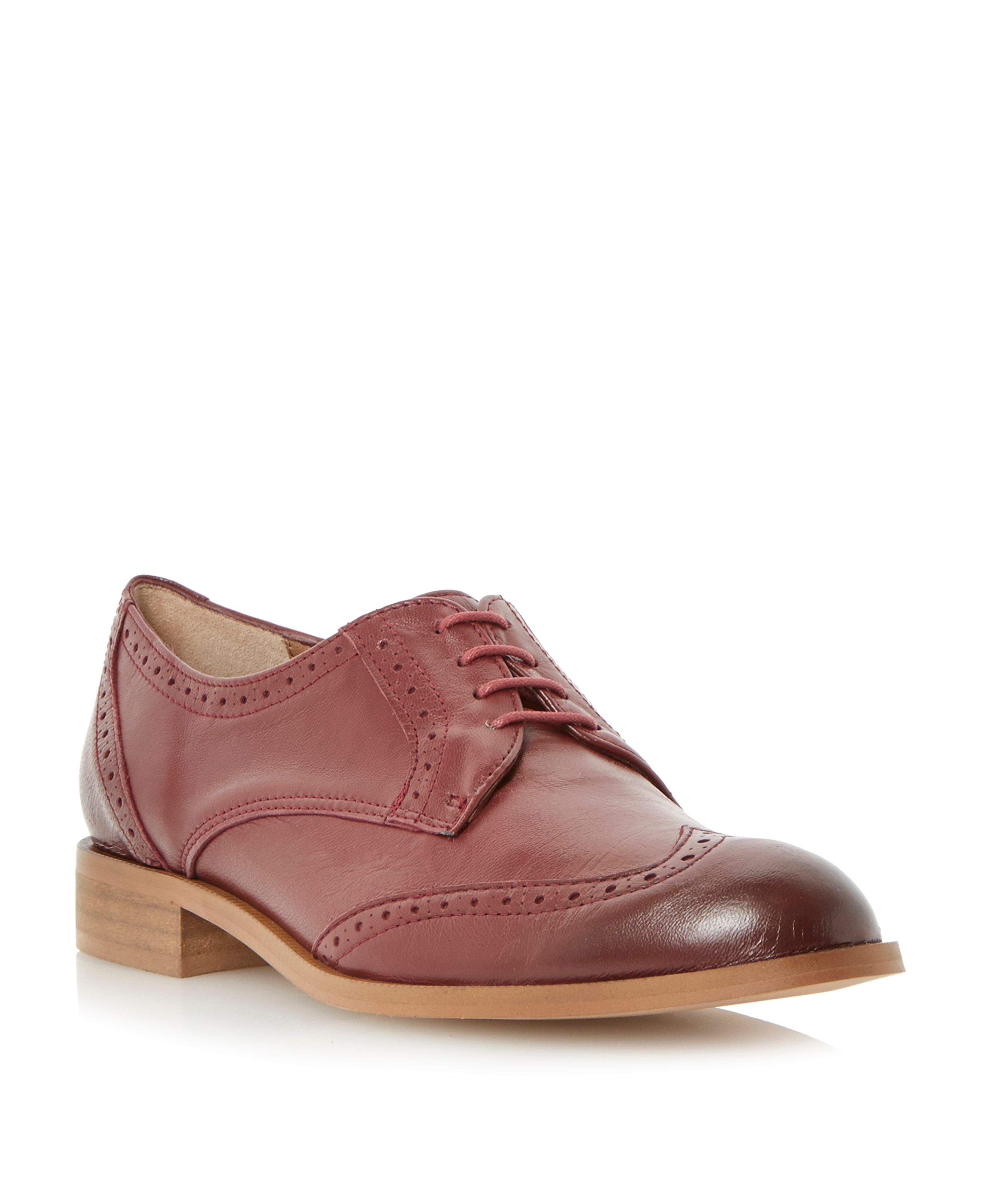 Leslee lace up brogues