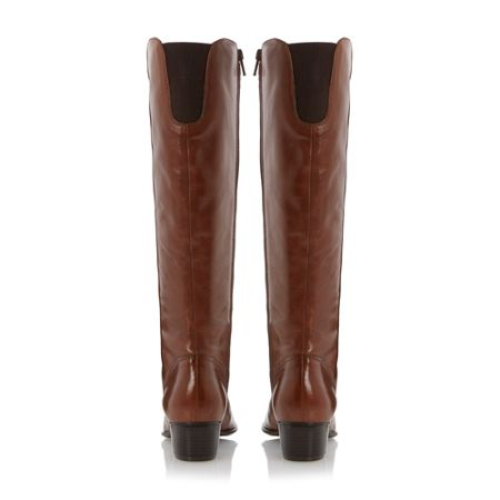 Episode Tidera Leather Riding Boot
