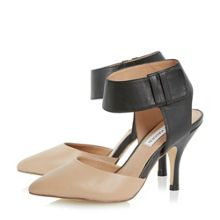 Swift Contrast Ankle Strap Court