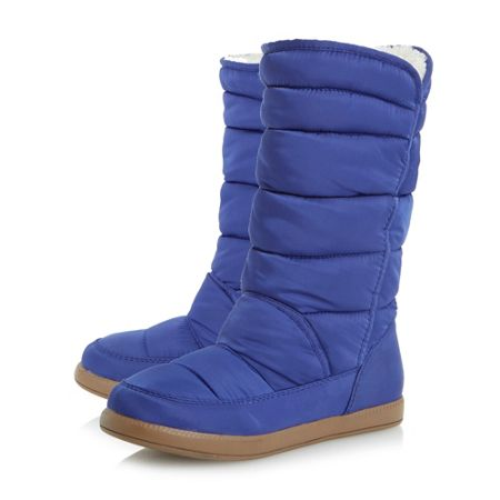 Dune Roka quilted snow boot
