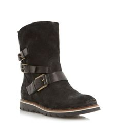 Rainyday Warm Lined Calf Boot