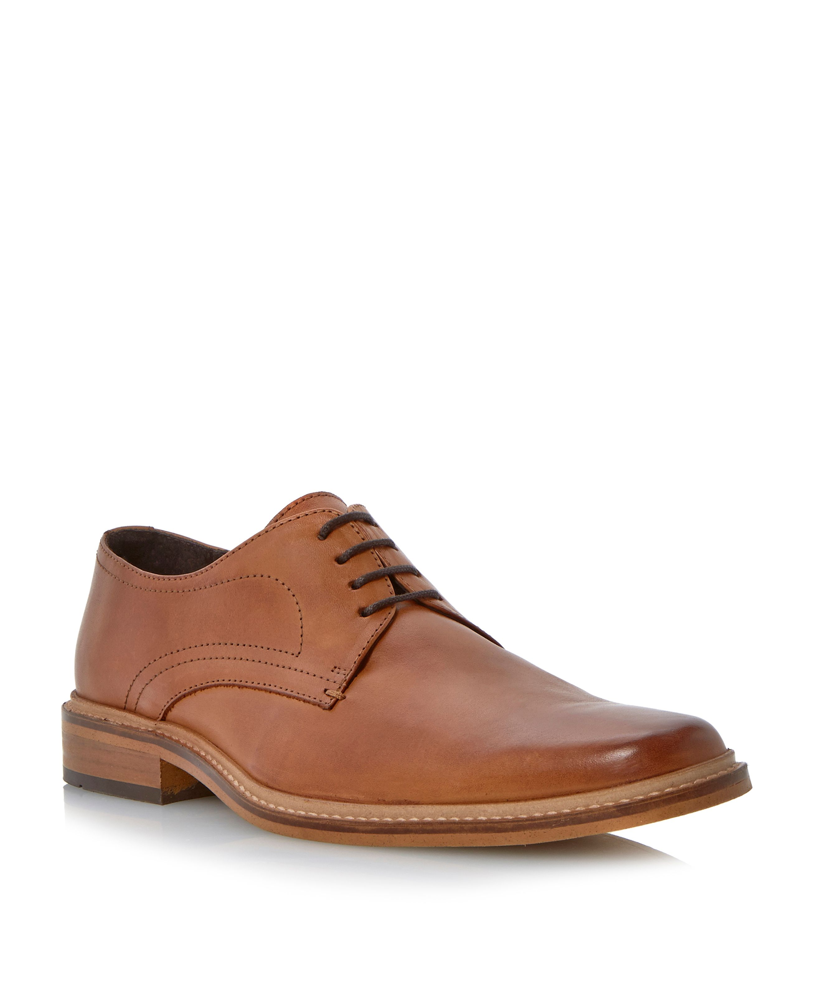 Rotterdam formal lace up gibson shoes
