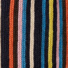 Parry multi stripe scarf