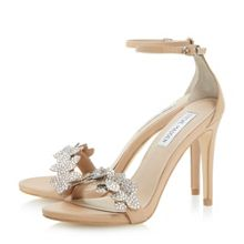 Stecy Embellished Strap Sandal