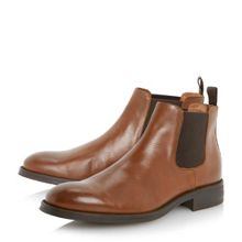 Casey Slip On Casual Chelsea Boots