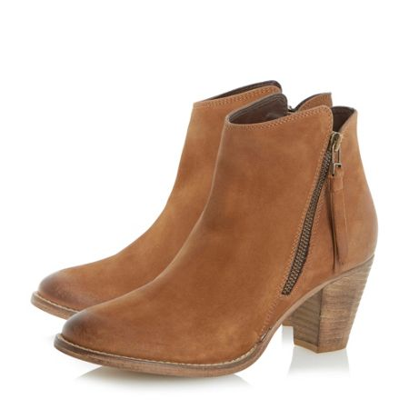 Dune Pollie jeans ankle boot