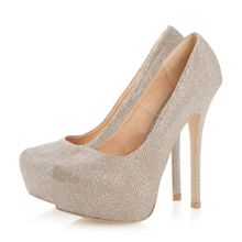 Bambam Stiletto Court Shoe