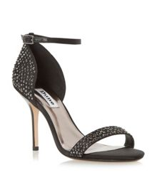 Hasmin Diamante Strappy Sandal