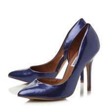Gayyle Semi D`Orsay Court Shoe