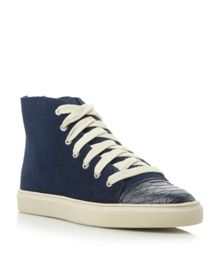 Eastman lace Up Trainer