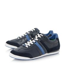Aki Lace Up Casual Trainers