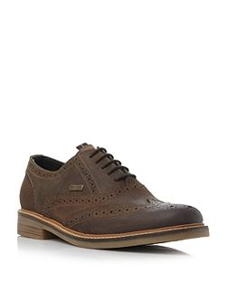 Redcar Casual Lace Up Brogues