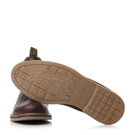 Barbour Slip On Casual Chelsea Boots