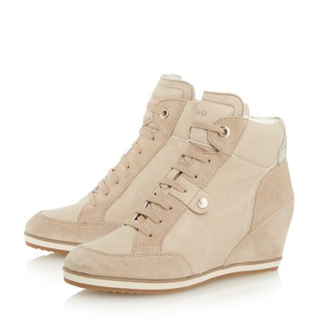 Geox Illusion sorty wedge trainer