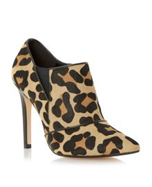 Anna Heeled Shoe Boot