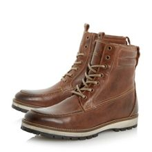 Creigorlace Up Casual Desert Boots