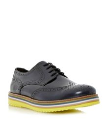 Bumbled Slip On Casual Brogues