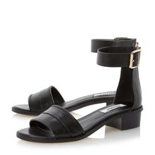 Jools ankle strap leather sandals