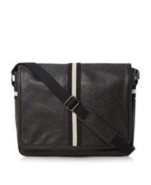 Preech zip wed detail messenger bag