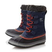 1964 lace up waterproof boots