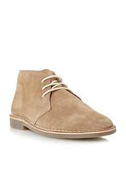 Hunter Casual Desert Boots