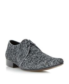 Rickie Lace Up Formal Gibson Shoes