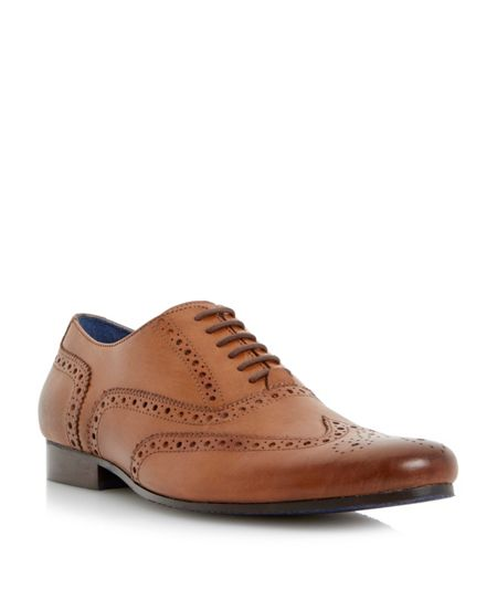 Dune Rodwell Lace Up Formal Brogues