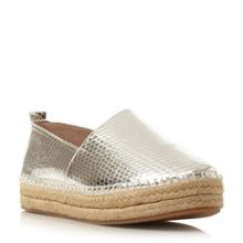Pacificc SM slip on espadrille shoes