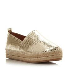 Steve Madden Pacificc SM slip on espadrille shoes