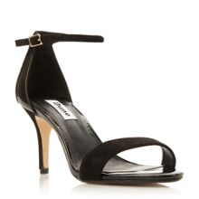 Dune Mariee two part mid heel sandals