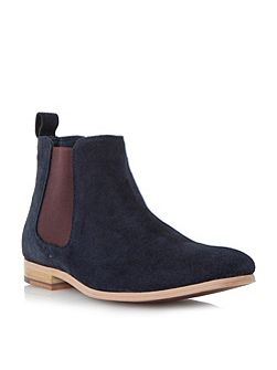 Coaching Slip On Casual Chelsea Boots