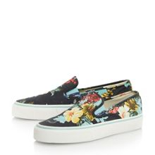 Mytton Ne Floral Print Casual Trainers