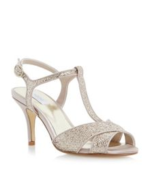 Mydra cross over sandal