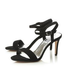 Mallorie two part mid heel sandal