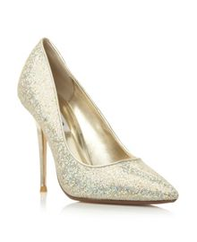Bonni high pointed court shoes